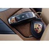 Chave codificada Porsche na Sé