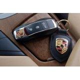 Chave codificada Porsche no Ipiranga