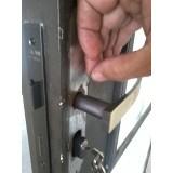 Instalação de fechadura preço