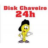 Serviço Chaveiro 24 Horas no Jaraguá